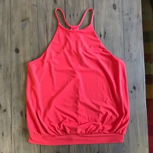 Express 🌺 Coral Tank Top Size Small